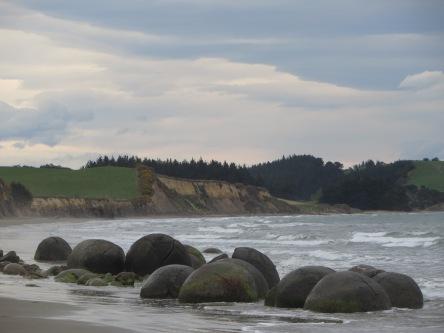 merapi boulders